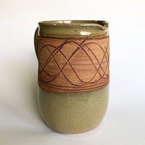 Handmade | Pottery Pitcher 32 oz